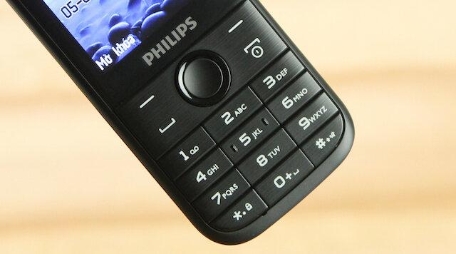 Điện thoại Philips E160