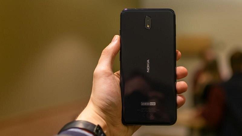 Điện thoại Nokia 3.2 (2/16GB) Đen