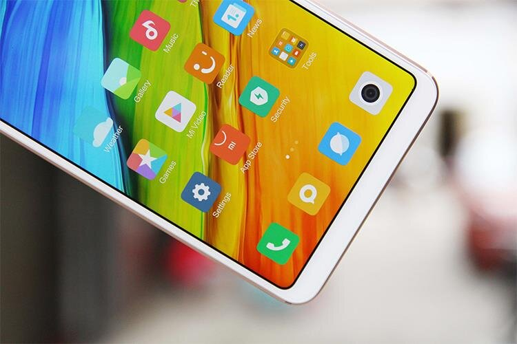 Điện Thoại Xiaomi MI MAX 3 Gold