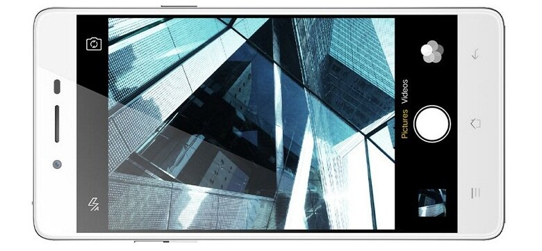 Điện thoại OPPO Mirror 5