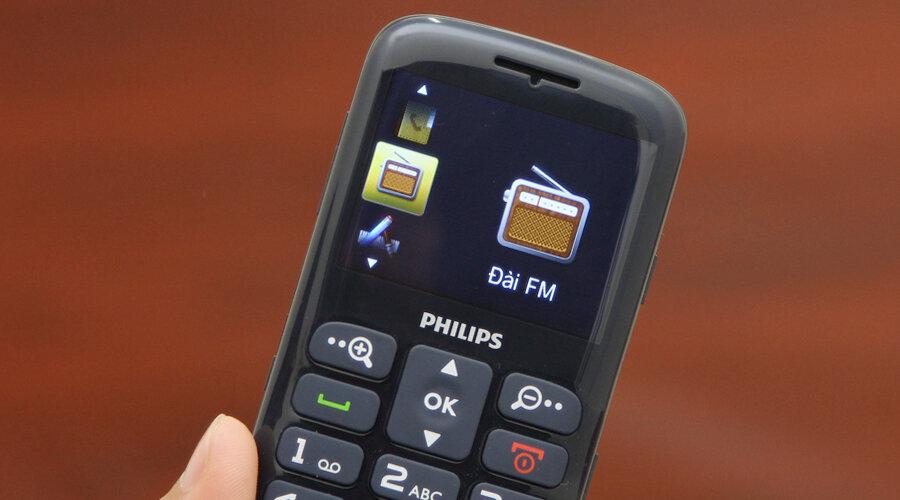 Điện thoại Philips X2566