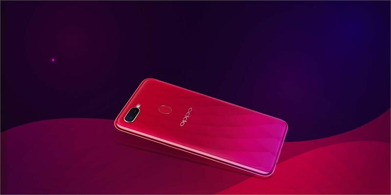 Điện thoại Oppo F9 Red
