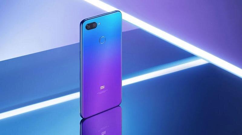 Điện thoại Xiaomi Mi 8 Lite 64GB Blue