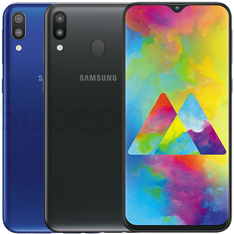 các màu điện thoại Samsung Galaxy M20