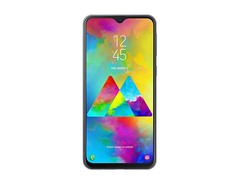 màn hình điện thoại samsung m20