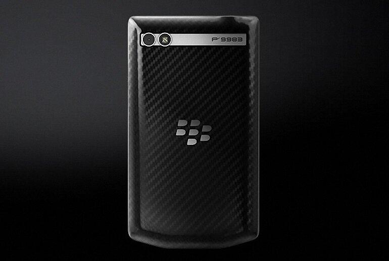 Điện thoại BlackBerry Porsche Design P'9983 - 64GB