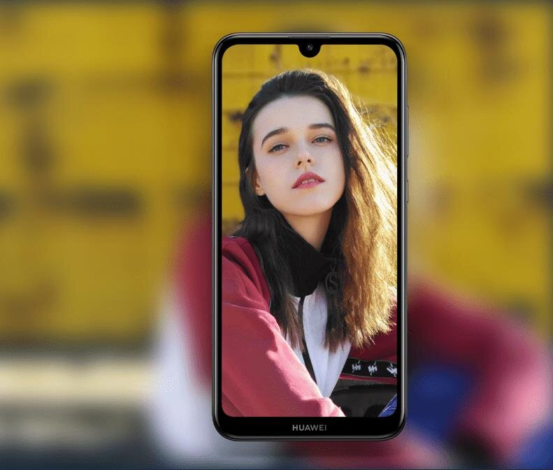 Điện thoại Huawei Y7 Pro (2019) Blue