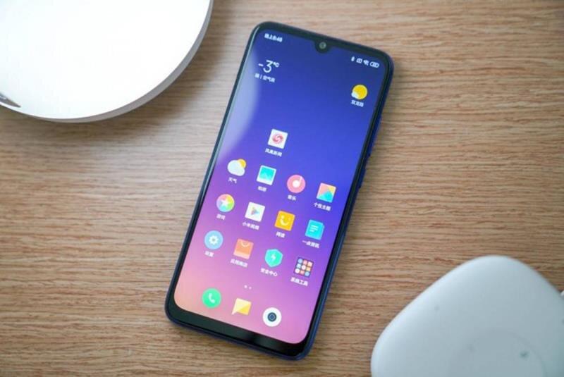 Điện thoại Xiaomi Redmi 7 3/32Gb màu đen