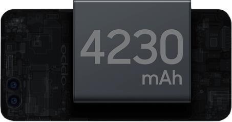 Điện thoại Oppo A7 Gold (DM)
