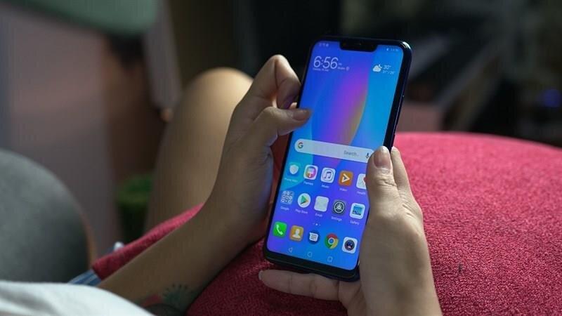 Điện thoại Huawei Nova 3i INE-LX2 White