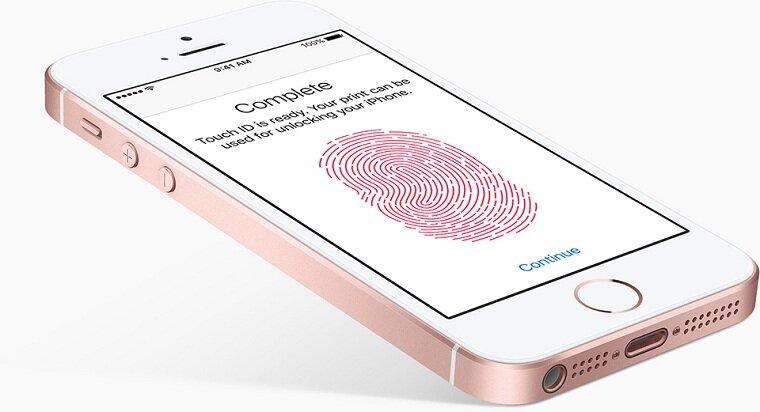 Điện thoại iPhone SE 16GB