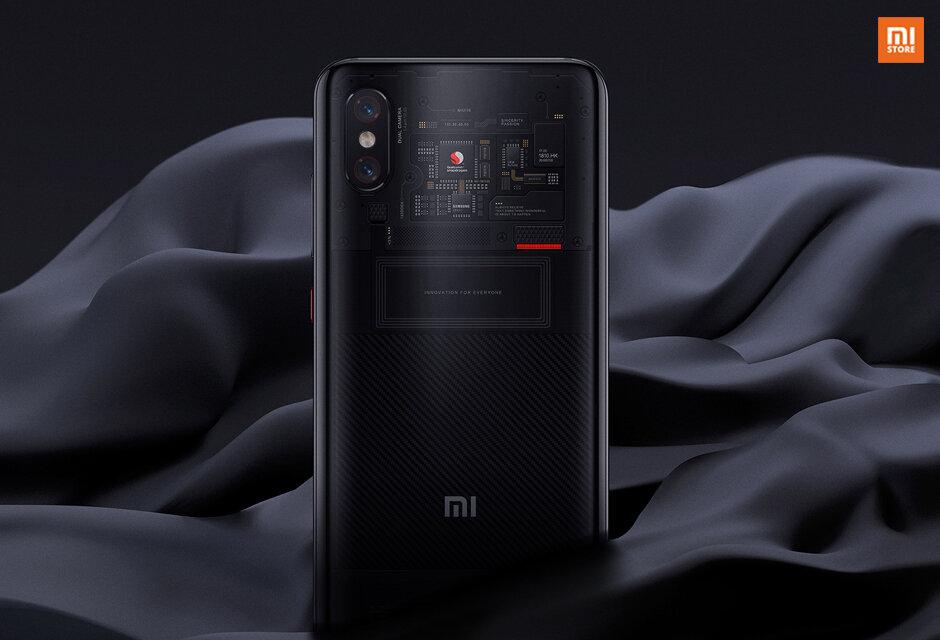 Mi 8 PRO (Explorer)