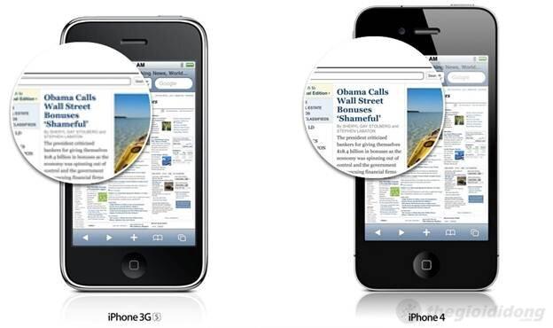 Điện thoại iPhone 4 8GB