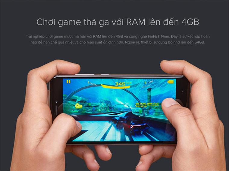 Điện thoại Xiaomi Redmi Note 4 (RAM 4GB) Grey