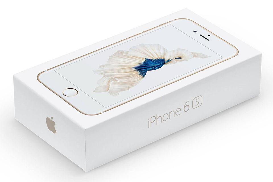 Apple iPhone 6S 16GB Silver (QT)