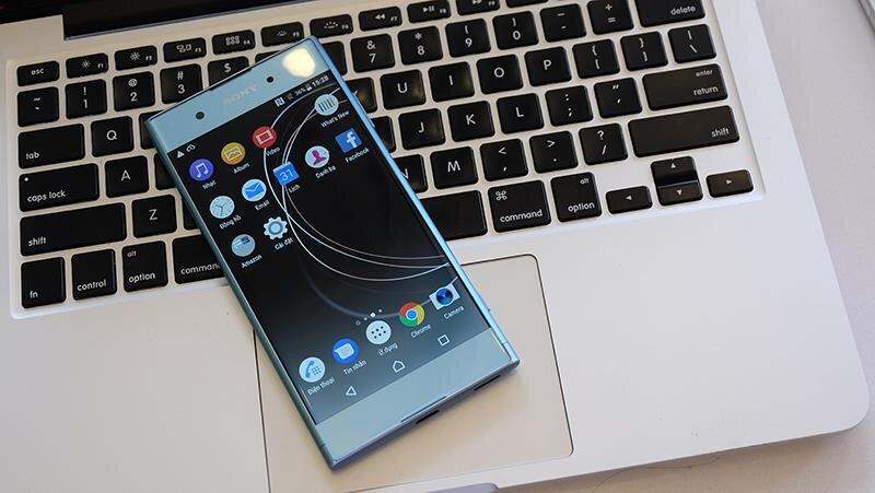 Điện thoại Sony Xperia XA1 Plus-G3416 (AV)