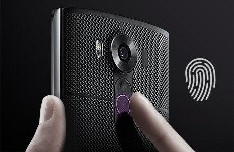 Điện thoại LG V10
