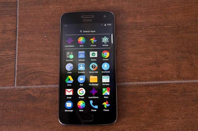 Điện thoại Motorola Moto E4 Plus