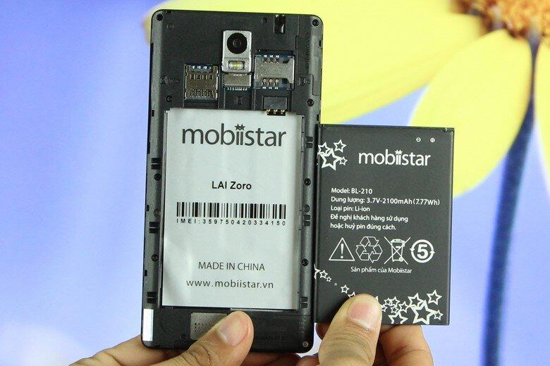 Điện thoại Mobiistar Lai Zoro