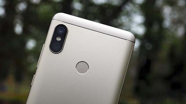 Điện thoại Xiaomi Redmi Note 5 (32GB) Gold