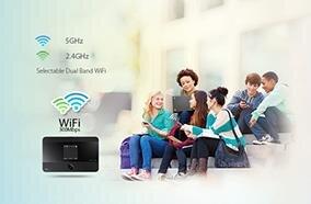 Bộ phát Wifi di động từ sim 4G TP-Link M7350
