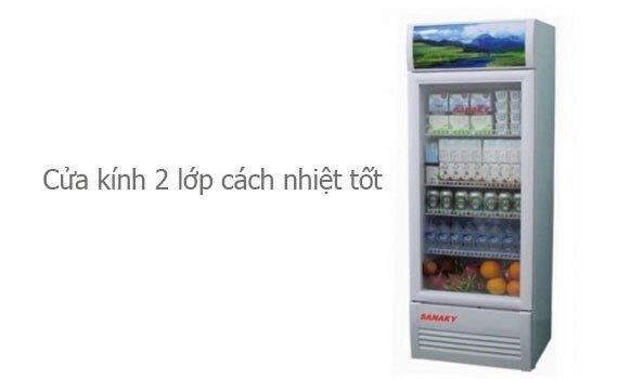 Tủ mát Sanaky 308L VH - 308K