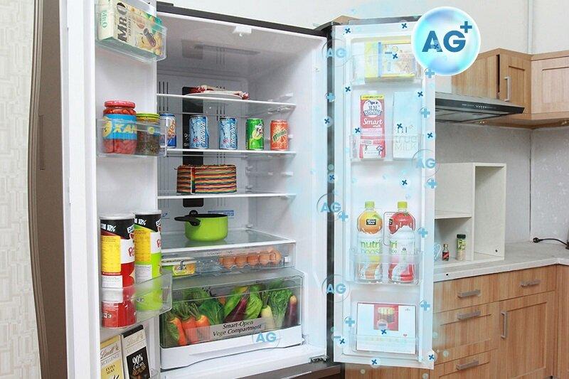 Tủ lạnh Hitachi 382 lít R-WB475PGV2