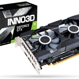 Card đồ họa – VGA Card Inno3D GeForce GTX 1650 X2 OC 4GB