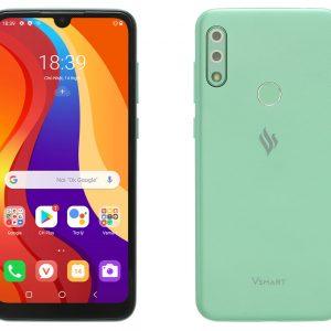 Điện thoại Vsmart Star 4 – 2GB RAM, 16GB, 6.09 inch
