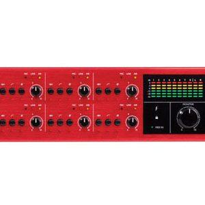 Sound card Focusrite Clarlett 8PreX