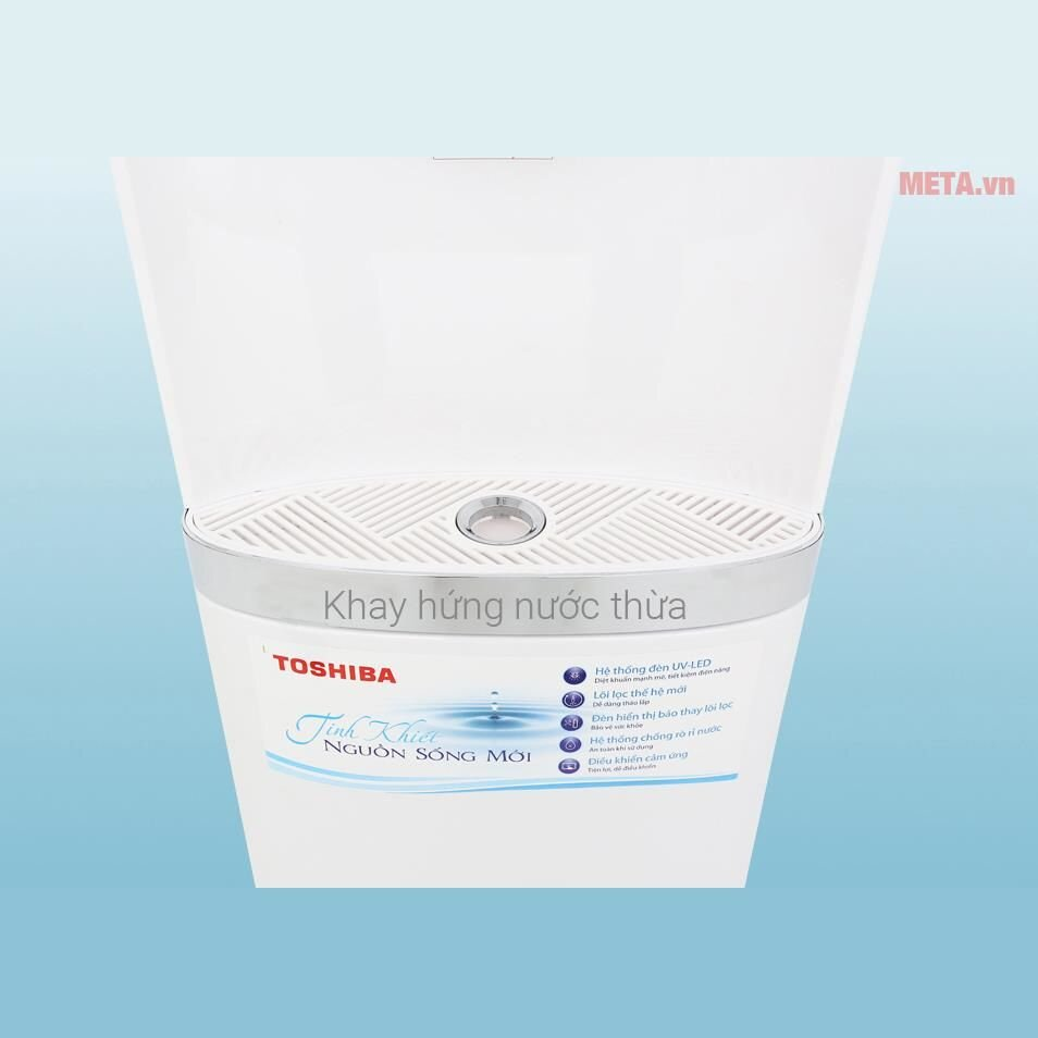 Máy lọc nước trực tiếp RO Toshiba TWP-W1643SV