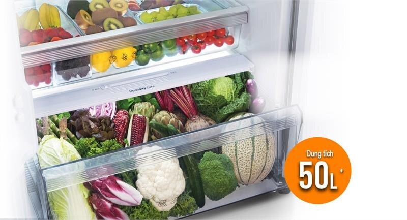 Tủ lạnh 4 cánh Inverter Panasonic NR-DZ600GKVN 550 Lít