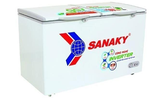 Tủ đông 280L inverter SANAKY 2 NGĂN VH-2899W3