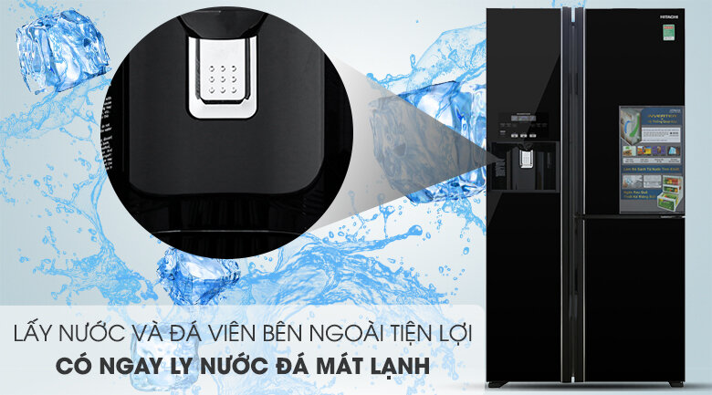 1612286931 413 Tu lanh Hitachi R FM800GPGV2 inverter 584 lit