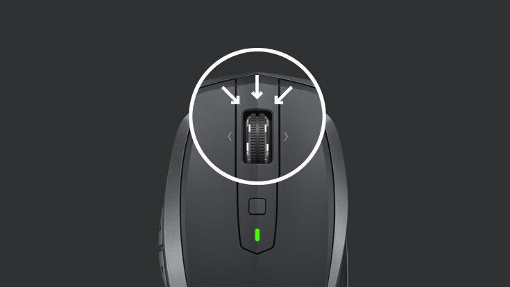 Chuột không dây Logitech MX Anywhere 2S