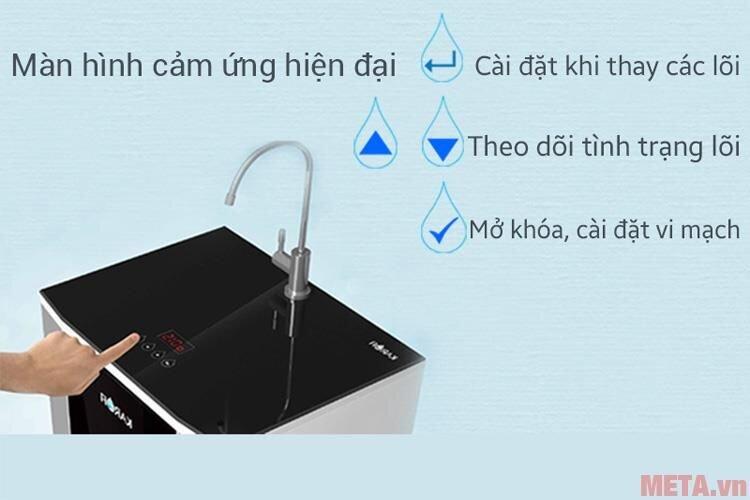 Máy lọc nước Karofi thông minh IRO 2.0 K9IQ-2