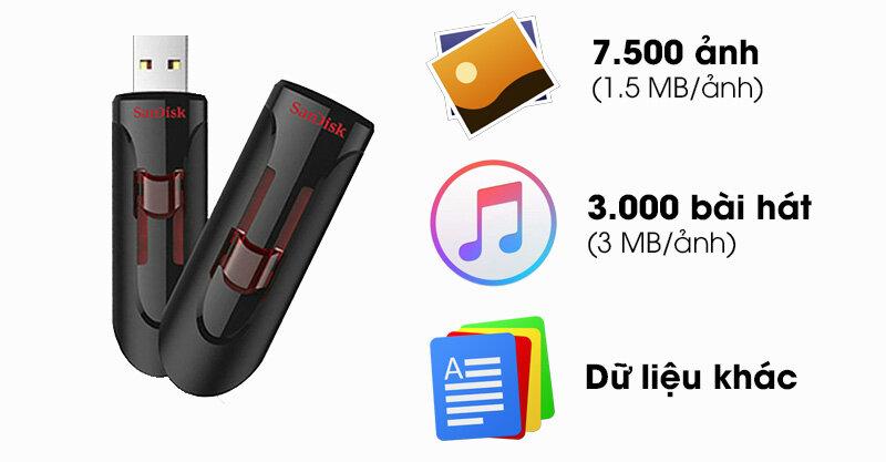 USB 3.0 16GB Sandisk CZ600