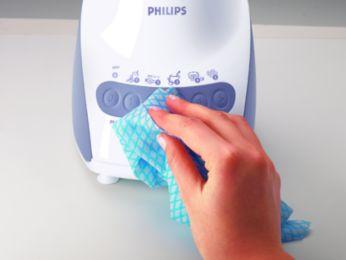 Máy xay sinh tố Philips HR2118