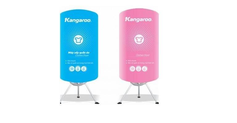 Máy sấy quần áo Kangaroo KG306S