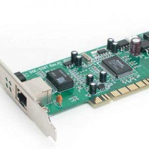 D-Link DGE-528T 10/100/1000Mbps Copper Gigabit PCI Card for PC