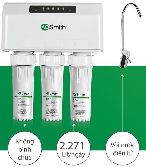 Máy lọc nước Aosmith AR600-C-S-1