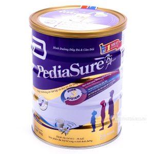 Sữa bột Abbott PediaSure B/A – hộp 1600g (dành cho trẻ biếng ăn từ 1 – 10 tuổi)