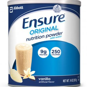Sữa bột Abbott Ensure Nutrition Powder của Mỹ – hộp 397g