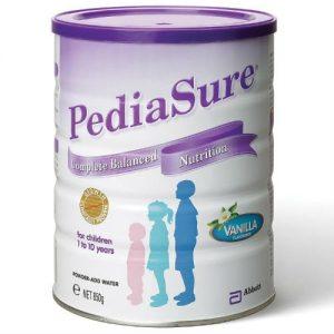 Sữa bột Pediasure Úc – hộp 850g
