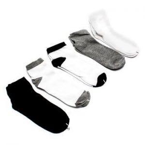 Bộ 5 đôi tất ngắn thể thao cho đàn ông Uncle bills CS0063
