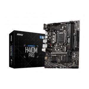 Bo mạch chủ – Mainboard MSI H410M Pro