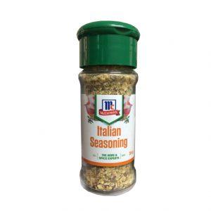 Gia vị tẩm ướp lá thơm hỗn hợp kiểu Ý McCormick Italian Seasoning 35g