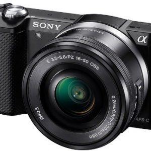 Máy ảnh Sony ILCE-5000L/B (ILCE-5000L/BAP2)