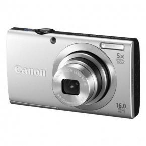 Máy ảnh kỹ thuật số Canon PowerShot A2400IS – 16 MP