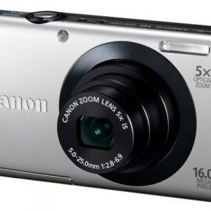 Máy ảnh kỹ thuật số Canon PowerShot A3400 IS – 16 MP